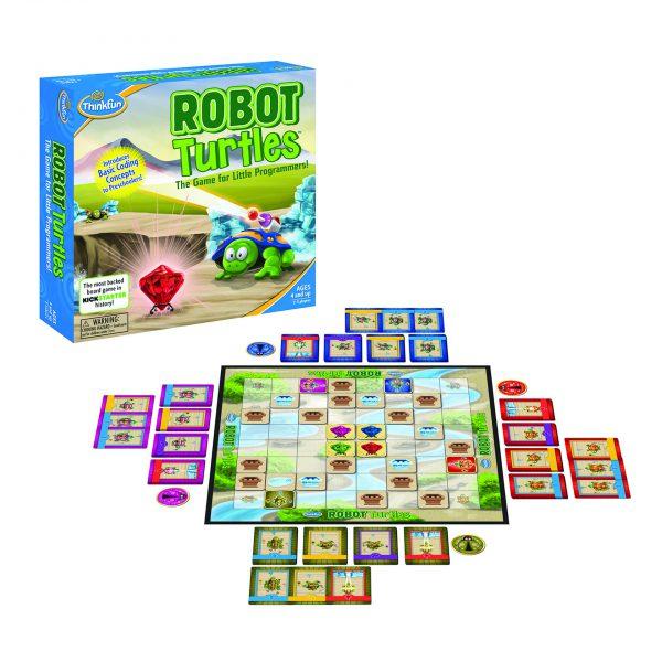 Coding Toy ThinkFun Robot Turtles Game