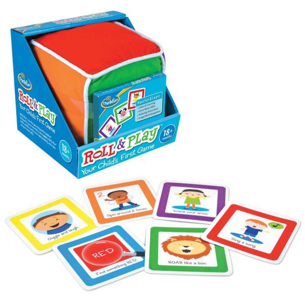 ThinkFun Roll Play Game