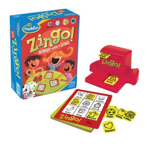 ThinkFun Zingo! - Educational Toys Online