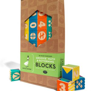 Uncle Goose Groovie Blocks