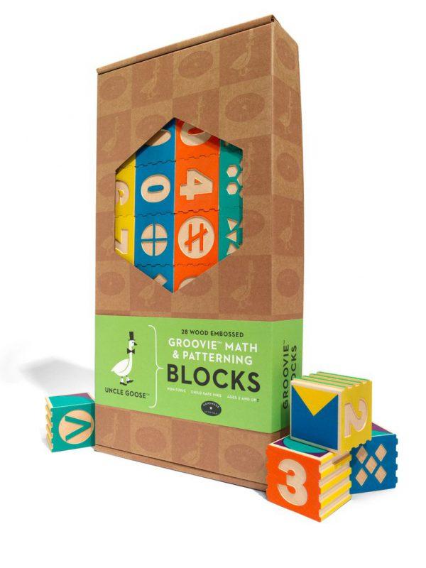 Uncle Goose Groovie Blocks