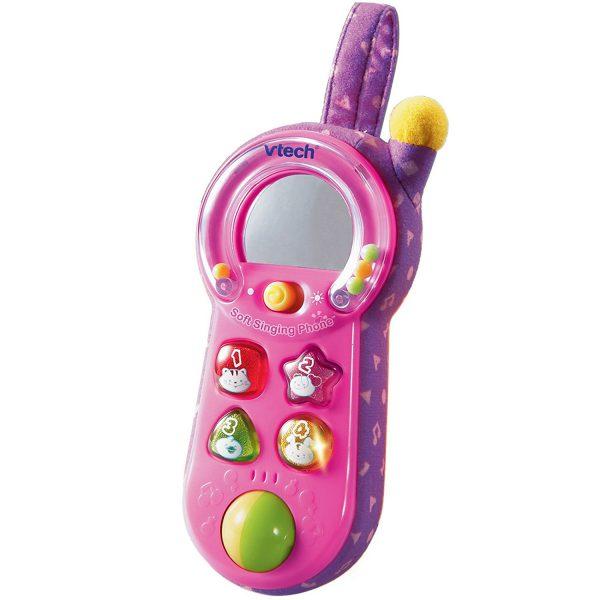 VTech Soft Singing Phone (Pink)