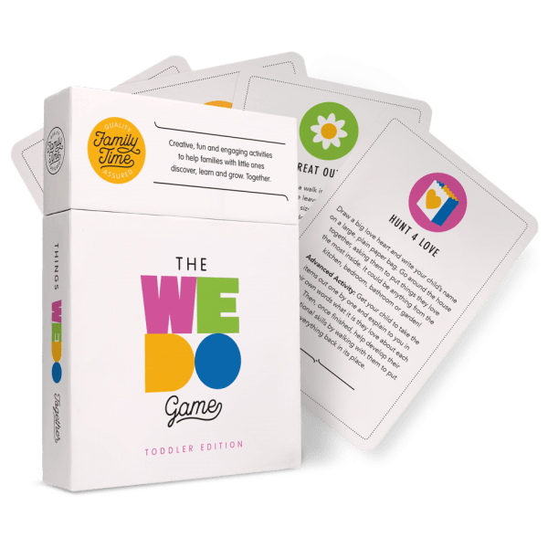 The WeDo Game - Toddler Edition - Educational Toys Online