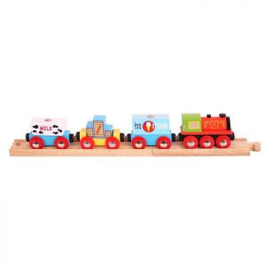 Toy Train Carriage - BigJigs - Educational Toys Online