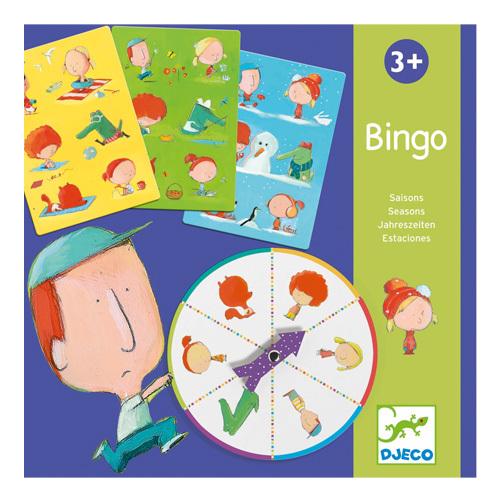 Djeco Bingo Seasons