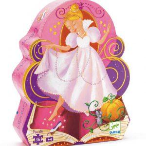 Djeco Cinderella Puzzle