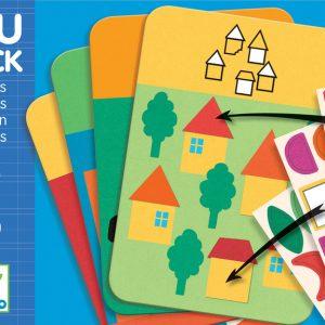 Djeco EduStick Shapes - Educational Toys Online