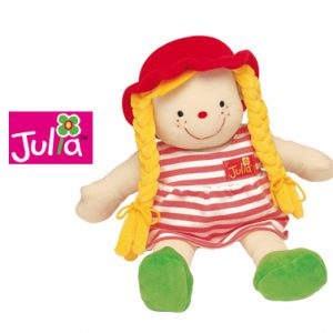 Julia Doll Girl with Hat - K's Kids