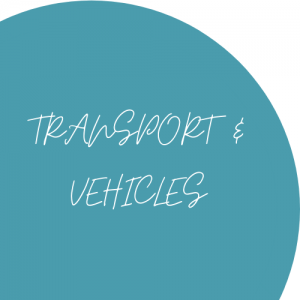 TRANSPORT AND VEHICLES