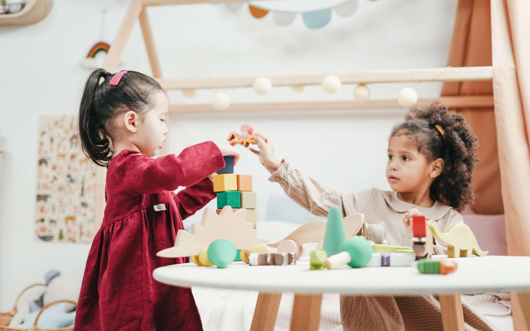 Developing Empathy and Social Skills Through Play