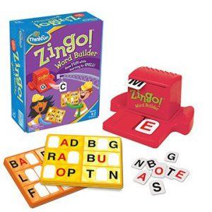 ThinkFun Zingo Word Builder Game - Educational Toys Online