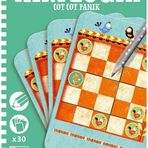 Djeco Mini Logix Cot Cot Panik - Educational Toys Online