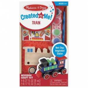Melissa and Doug Created By Me Train - Educational Toys Online