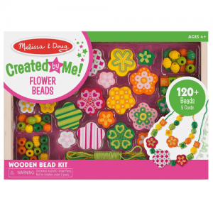 Melissa and Doug Created by Me Flower Beads - Educational Toys Online