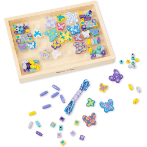 Wooden Beads Butterfly - Melissa and Doug