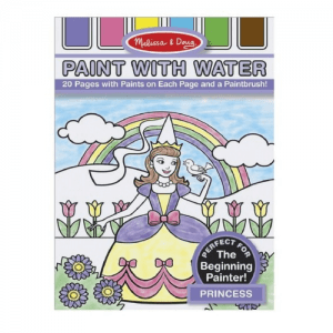 Melissa and Doug Paint with Water Princess - Educational Toys Online