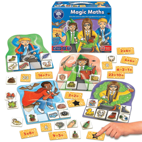 Magic Maths Game - Orchard Toys - Educational Toys Online