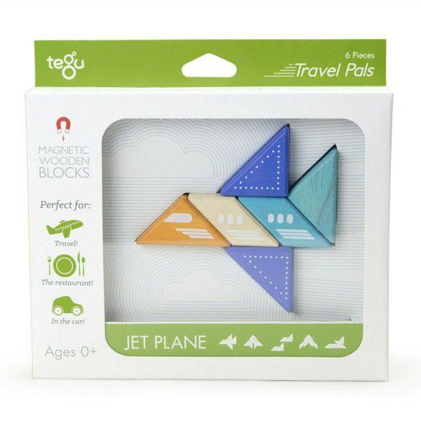 Tegu Jet Plane - Educational Toys Online