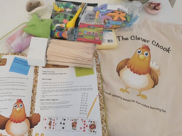 Clever Chook Multi-Sensory Game - Educational Toys Online