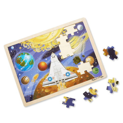 Melissa and Doug Space Puzzle - Educational Toys Online