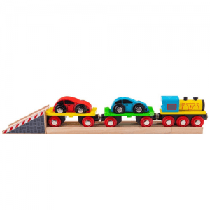 Car Loader Toy - Bigjigs