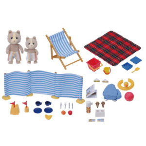 Sylvanian Families a Day at the Seaside