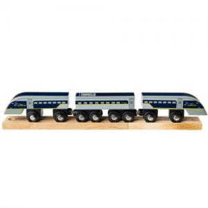Train Toy Eurostar - Bigjigs