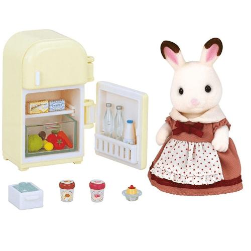 Sylvanian Families Chocolate Rabbit Mother Set