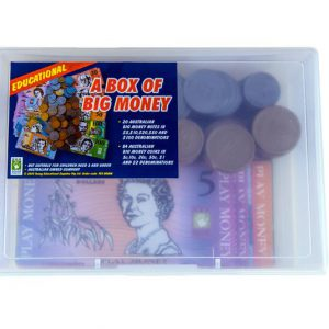 A Box of Big Money - Educational Toys Online