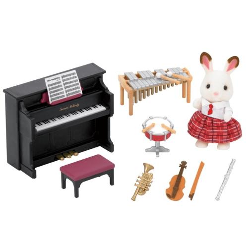Sylvanian Families School Music Set - Educational Toys Online