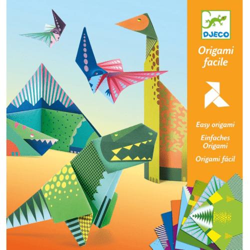 Dinosaur Origami - Educational Toys Online