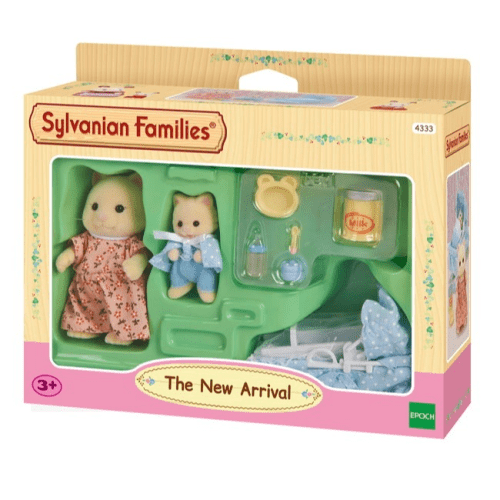 Sylvanian Families The New Arrival Set - Educational Toys Online