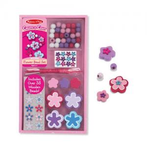 Melissa and Doug Create A Craft Flower Bead Set - Educational Toys Online