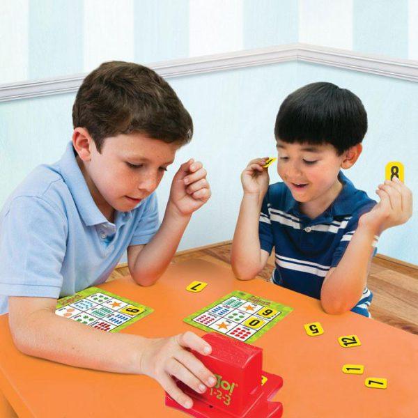 ThinkFun Zingo! 1-2-3 Game - Educational Toys Online