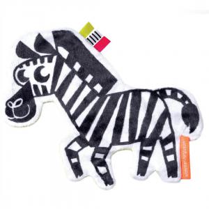 Wimmer Ferguson Crinkle Zebra - Educational Toys Online