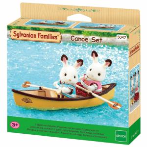 Sylvanian Families Canoe Set - Educational Toys Online