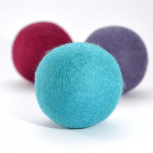 Stress Ball Merino Wool and Lavender - Educational Toys Online