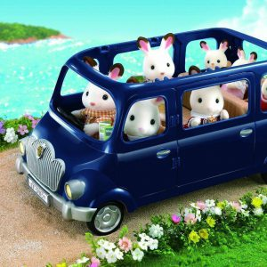 Sylvanian Families Bluebell Seven Seater Car - Educational Toys Online