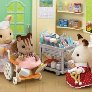 Sylvanian Families Country Nurse Set - Educational Toys Online