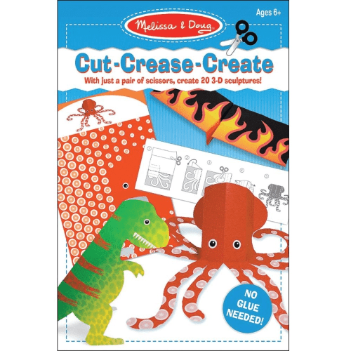 Melissa and Doug Cut Crease Create - Educational Toys Online