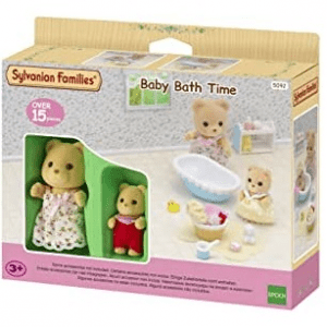 Sylvanian Families Baby Bath Time - Educational Toys Online