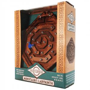 Minotaur's Labyrinth Puzzle - Project Genius - Educational Toys Online