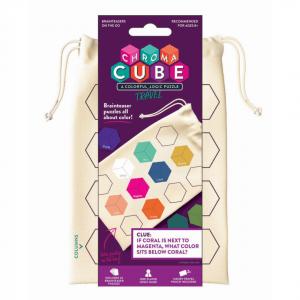 Chroma Cube Travel Toy Brainteaser - Educational Toys Online