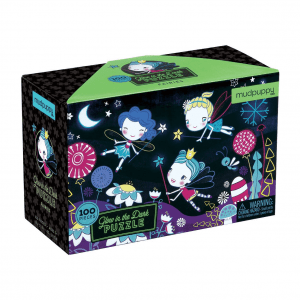 Mudpuppy Glow in the Dark Fairy Puzzle - 100pc - Educational Toys Online